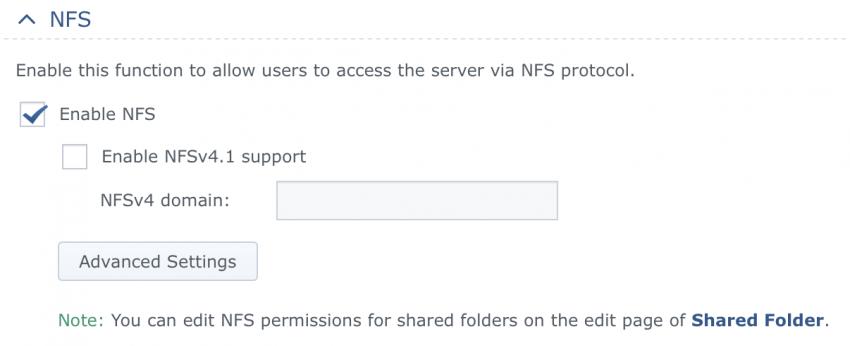 Tutorial - PXE boot via Synology NAS | SynoForum com