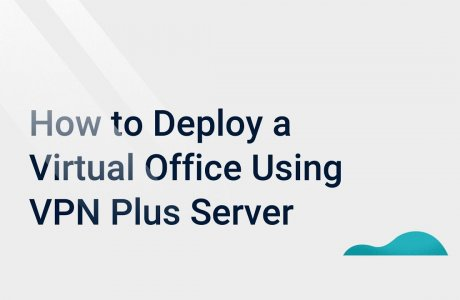 How to Deploy a Virtual Office Using VPN Plus Server | Synology