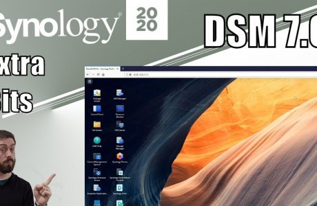 Synology DSM 7 Preview Extra