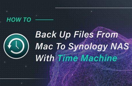 Conduct Time Machine Backup with Synology NAS | Synology