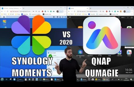 Synology Moments Vs QNAP QuMagie 2020 - Part I