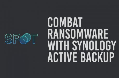 Combat Ransomware With Synology Active Backup | Synology