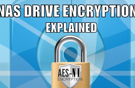 NAS Drive Encryption Explained