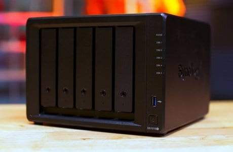 Show and Tell: Synology DS1019+ NAS