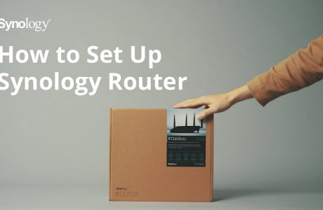 How to Set Up Synology Router | Synology